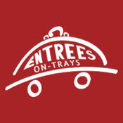 Entrees on Trays Restaurant Delivery Service