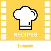 European Cookbooks - Video Recipes 1