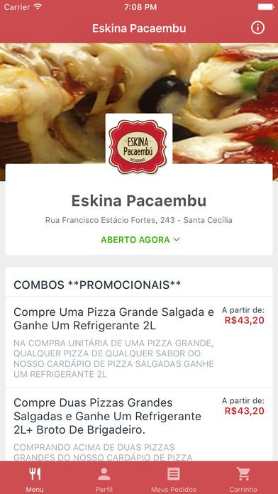 Eskina Pacaembu Delivery