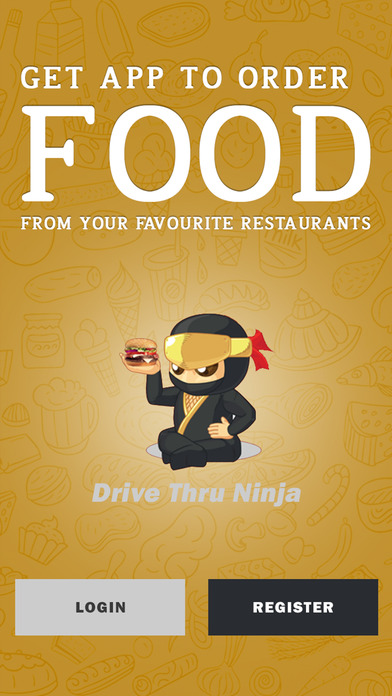 Drive Thru Ninja - Food Delivery