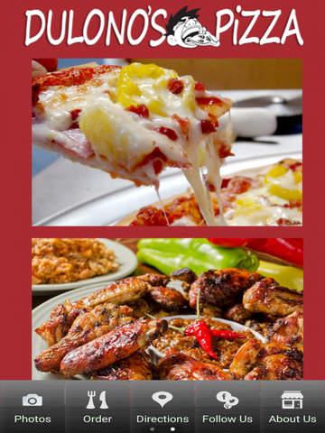 Dulono's Pizza