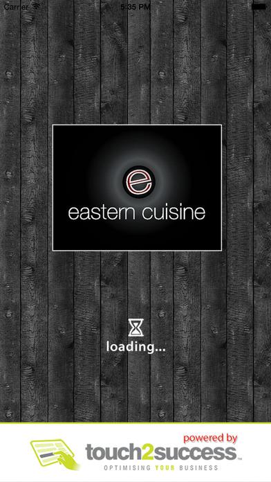 Eastern Cuisine