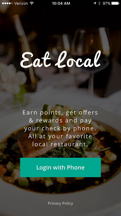 Eat Local Rewards