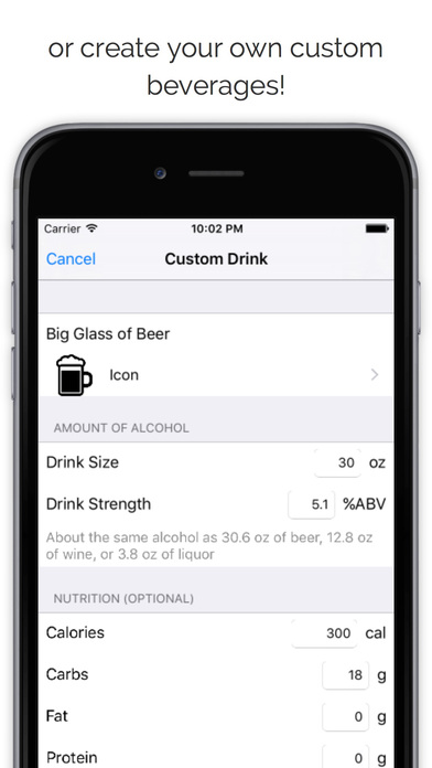 Drunkalyzer - Blood Alcohol Content estimator