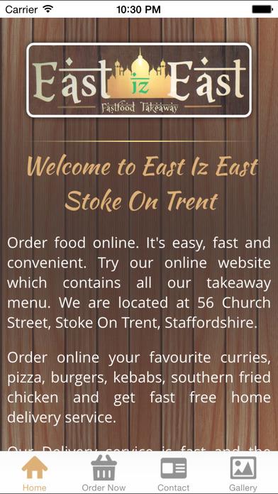 East Iz East Stoke On Trent