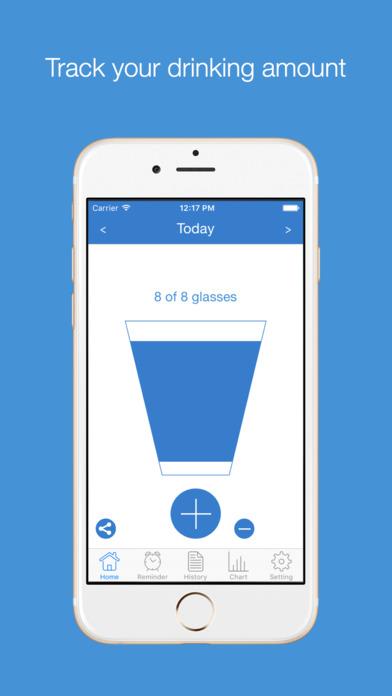 DrinkMore - 喝水提醒