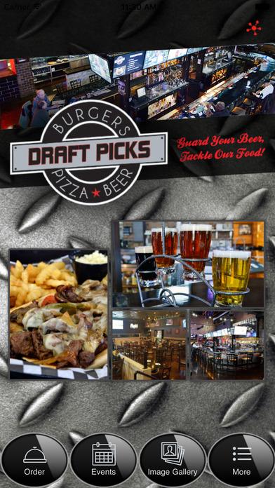 Draft Picks!