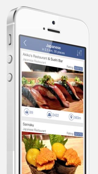Eat Local - Find Restaurants
