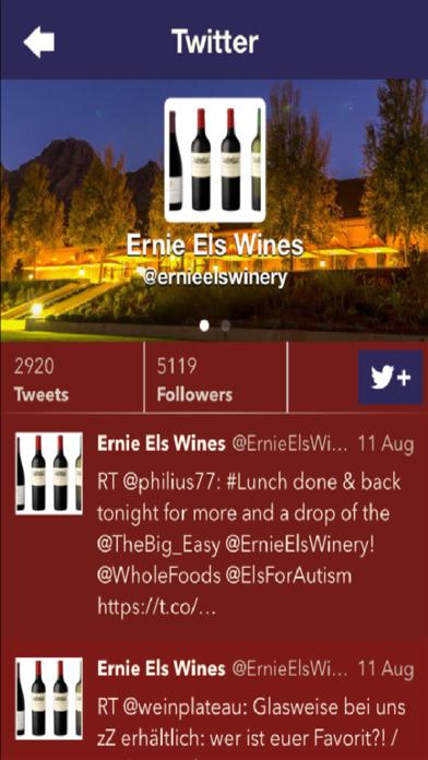 Ernie Els Wines