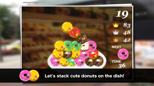 Donuts Tower - Donut! Donuts! Doughnuts! -