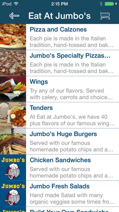 Eat At Jumbo's