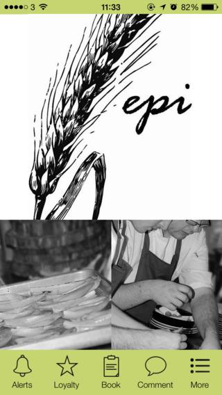 Epi Restaurant Bromsgrove