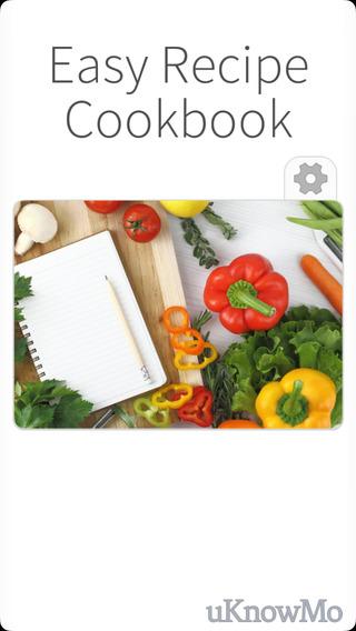 Easy Recipe Cookbook