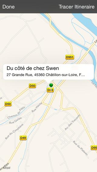 Du côté de chez Swen