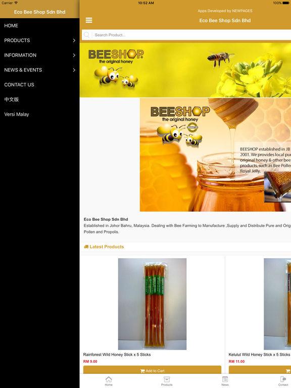 Eco Beeshop