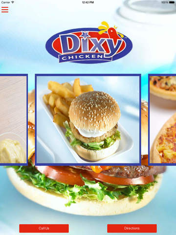 Dixy Chicken Kingstanding