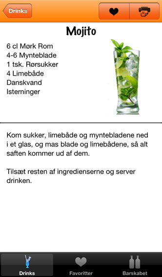 Drink Databasen
