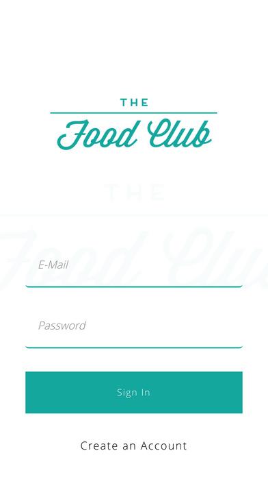 Ecclesiastical Insurance Food Club
