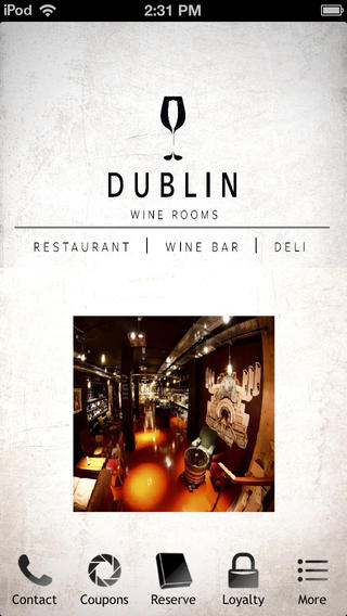 Dublin Wine Rooms