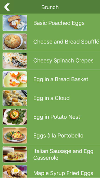 Egg Recipes - Delicious Variety For Egg Lovers