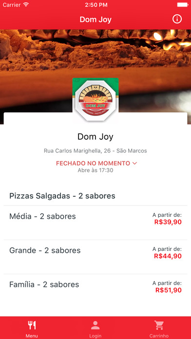 Dom Joy Delivery