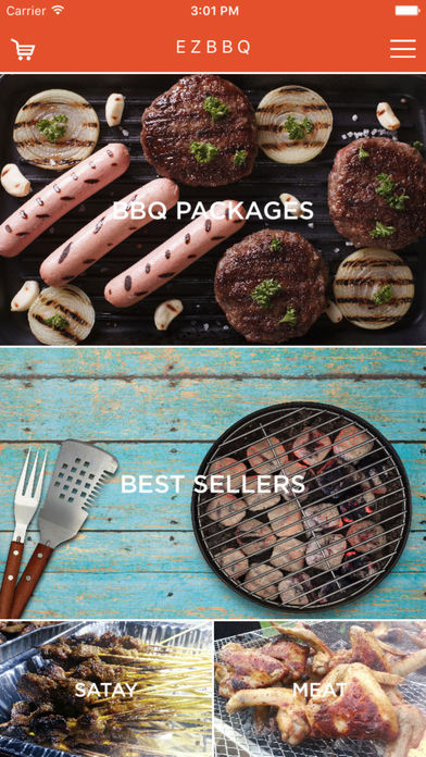 EZBBQ Singapore - BBQ Wholesale & Catering