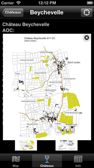 Enogea Bordeaux Map - Médoc 1