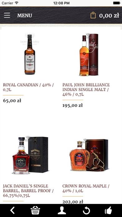 Dom Whisky Online Shop