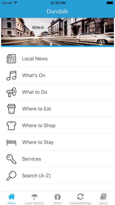 Dundalk App