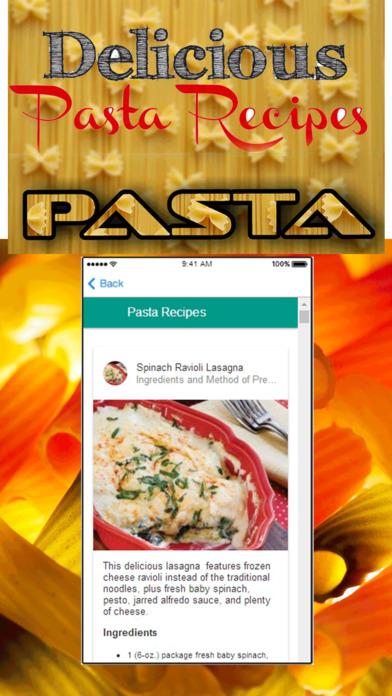 Easy Healthy Pasta Recipes