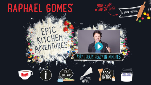 Epic Kitchen Adventures (Raphael Gomes)