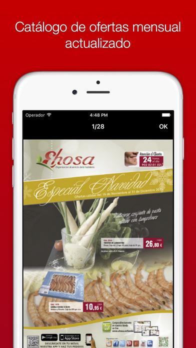 EHOSA Catálogo y Pedidos