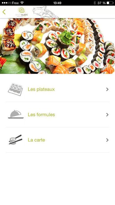 Esprit Sushi Corte