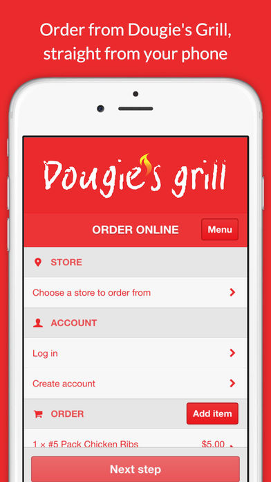 Dougie's Grill