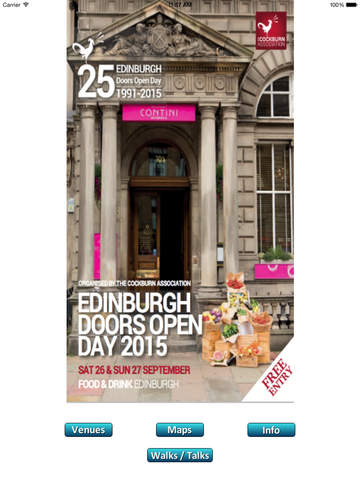 Edinburgh Doors Open Day 2015