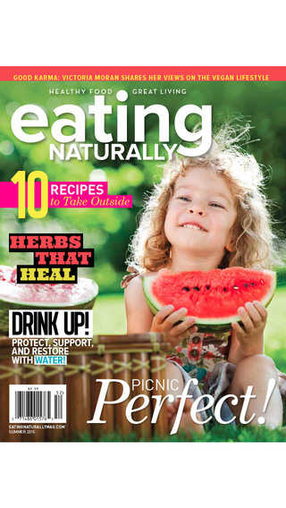 Eating Naturally Magazine