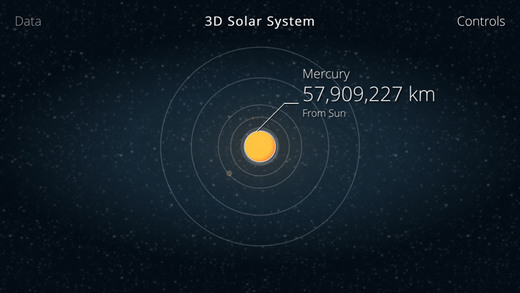 太阳系三维仿真天文学应用为孩子们