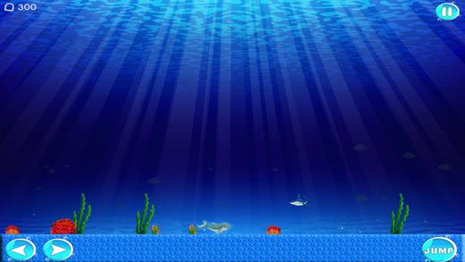 跳跃的海豚生存游戏 - 趣味水下探险 支払われた