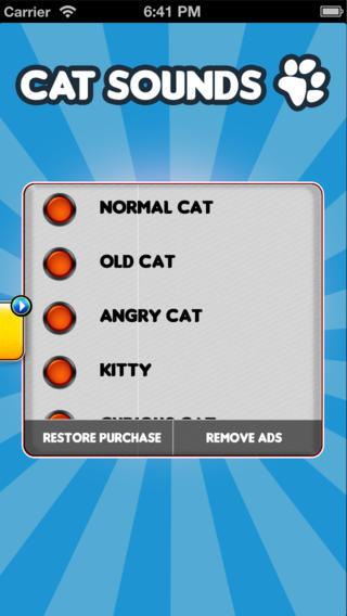 貓的叫聲 (免費)