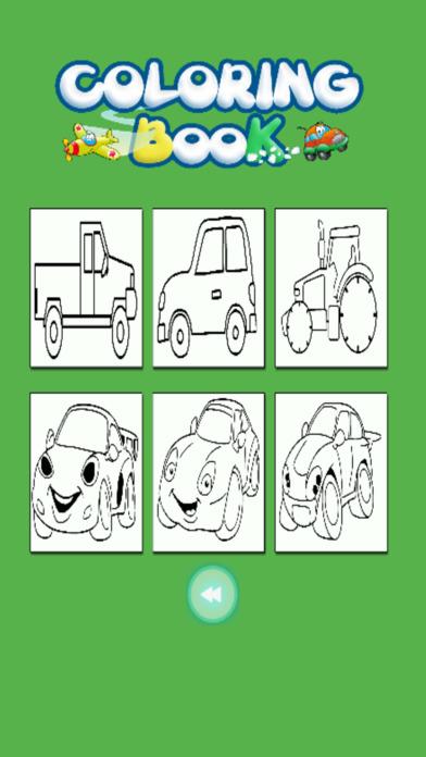 兒童圖畫書 - 可愛的小型車愛知