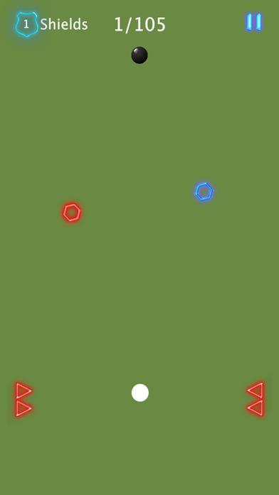 斯諾克冠軍 - 遊戲玩球黑點