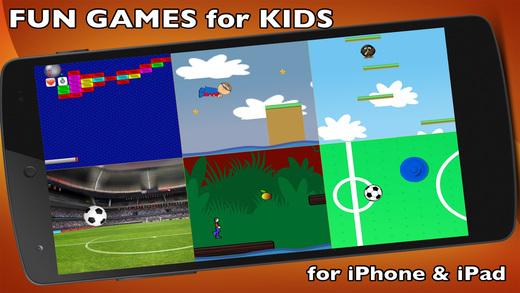 趣味游戏为孩子免费