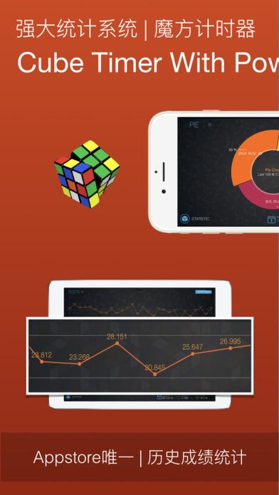 Cutimer: 魔方計時器 Rubik's Cube Timer