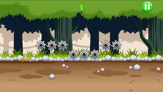 愤怒的猫森林赛跑者