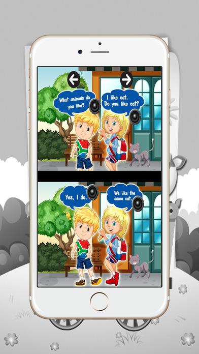 每天学习英语:词汇:为孩子们免费学习教育游戏!