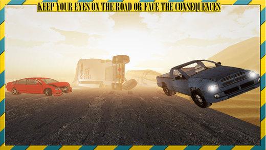 沙漠巴士驾驶模拟器 - 驾驶舱视图的肾上腺素与你的汽车巨头