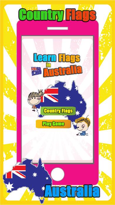 澳大利亚 猜国家,世界各国的国旗一览,猜国旗,地理知识问答,国旗的游戏