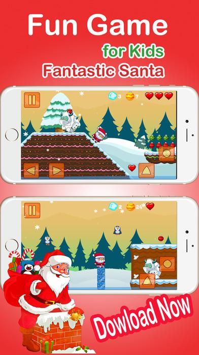 圣诞老人冒险游戏圣诞礼物2016-17