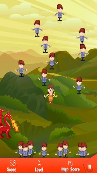 避免饥饿的龙 - 人力救援挑战赛