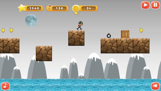 Super Mining Run - 乐趣冒险游戏  自由